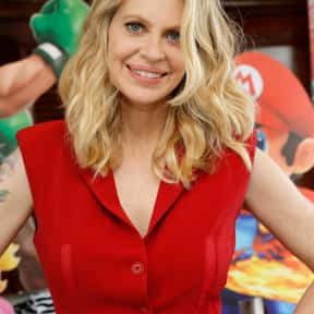 Kristin Bauer van Straten is listed (or ranked) 23 on the list Crossing Jordan Cast List