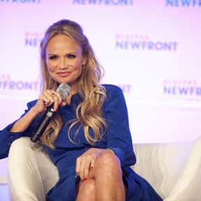 Kristin Chenoweth is listed (or ranked) 2 on the list The Best Female Broadway Stars of the 21st Century