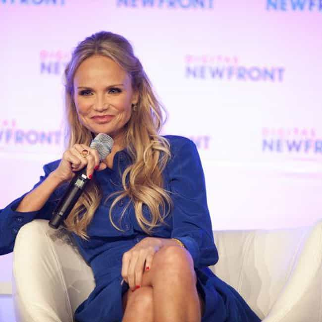 Kristin Chenoweth is listed (or ranked) 2 on the list Famous People who Majored in Performing Arts