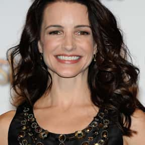 Kristin Davis is listed (or ranked) 7 on the list Famous People Named Kristen or Kristin