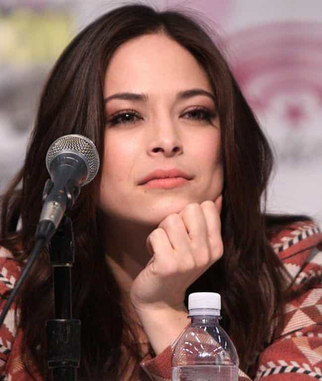 Kristin Kreuk is listed (or ranked) 4 on the list Hapa Celebrities Who Have One Asian Parent