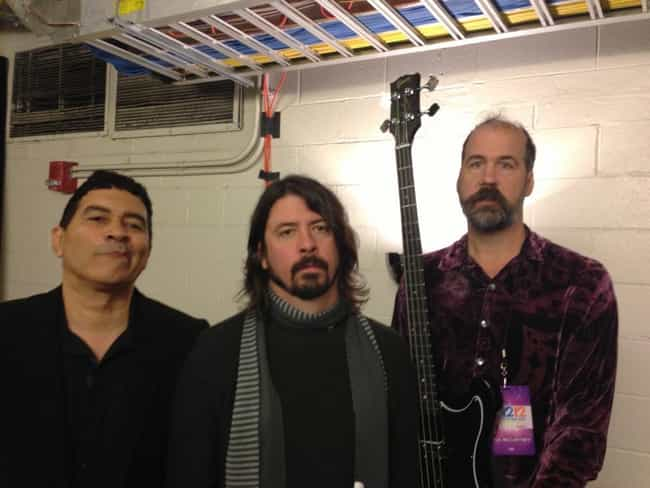 Krist Novoselic is listed (or ranked) 4 on the list Famous Friends of Dave Grohl