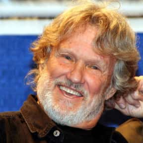 Kris Kristofferson is listed (or ranked) 16 on the list The Best Country Rock Bands and Artists
