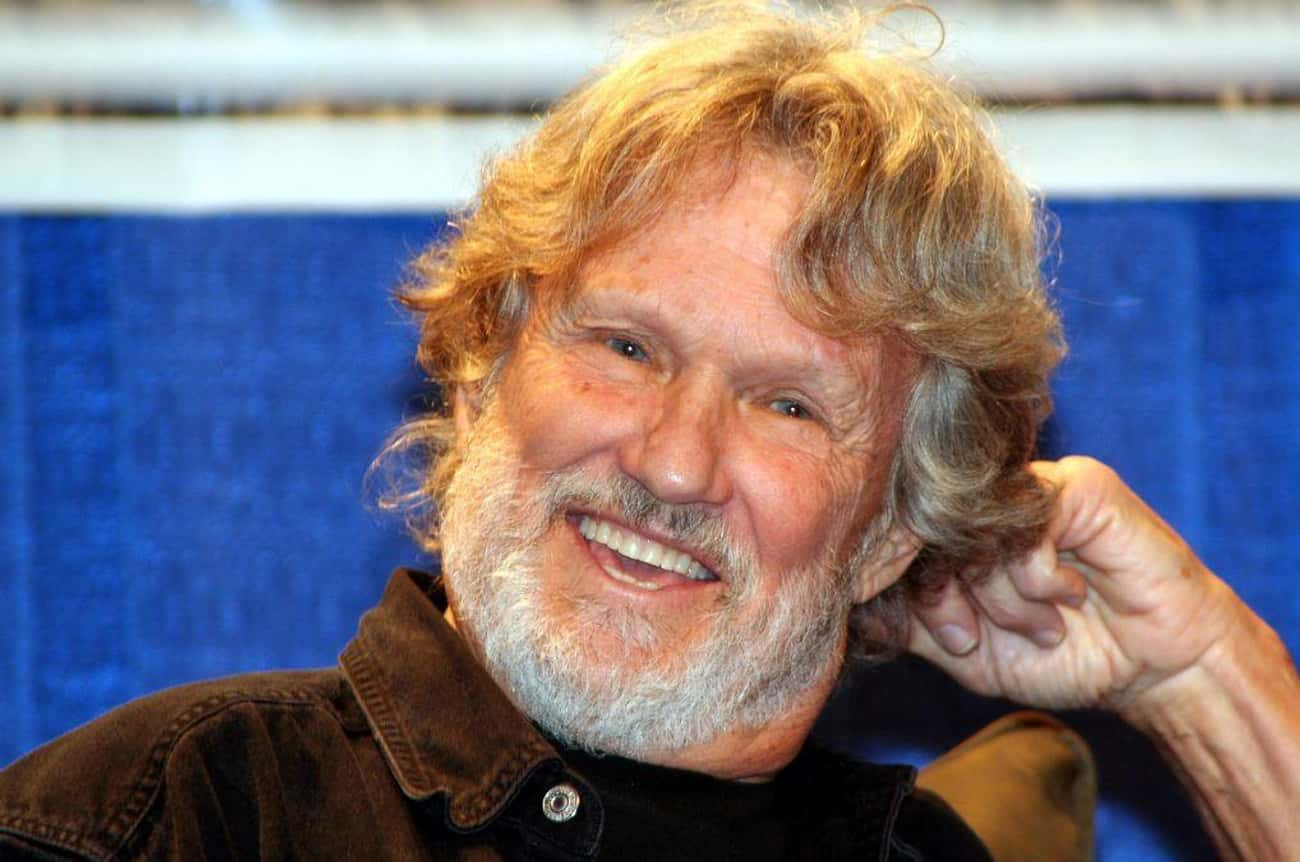 Kris Kristofferson is listed (or ranked) 1 on the list Men Who Carly Simon Has Dated