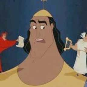 Kronk is listed (or ranked) 22 on the list Cartoon Characters You Totally Want To Have A Beer With