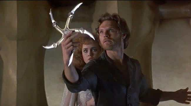 Krull is listed (or ranked) 4 on the list What to Watch If You Love Star Wars