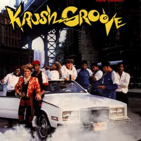 Krush Groove is listed (or ranked) 17 on the list The Best Black Musical Movies