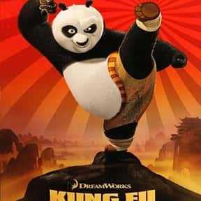 Kung Fu Panda is listed (or ranked) 11 on the list The Very Best Angelina Jolie Movies