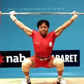 Kunjarani Devi is listed (or ranked) 6 on the list Famous Female Athletes from India