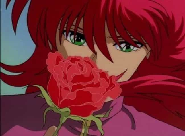 Kurama is listed (or ranked) 2 on the list 15 Anime Characters Who Prove You Should Fear The Quiet Ones