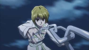 Kurapika Flexes His Chain Powe is listed (or ranked) 2 on the list 15 Times Anime Characters Came Back Stronger Than Before