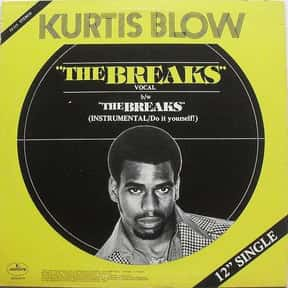 Kurtis Blow is listed (or ranked) 9 on the list The Best Rappers From The Bronx