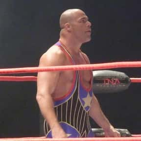Kurt Angle is listed (or ranked) 19 on the list ECW Cast List