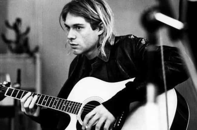 Kurt Cobain is listed (or ranked) 1 on the list Famous Musicians Who Once Had Terrible Day Jobs