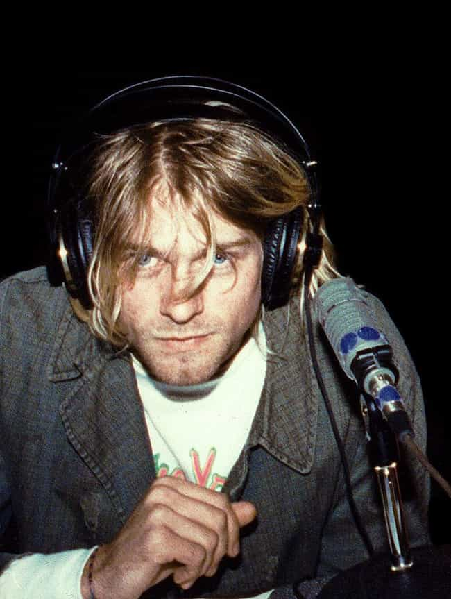 Kurt Cobain is listed (or ranked) 3 on the list 23 Brilliant People Who Struggled With Addiction
