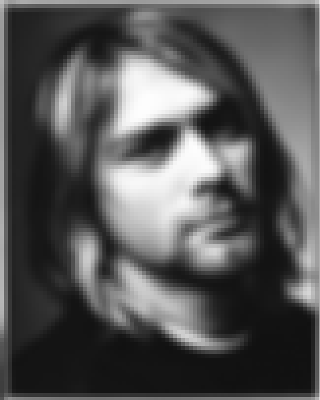 Kurt Cobain is listed (or ranked) 3 on the list 25 Rock Stars Who Died Before Age 40