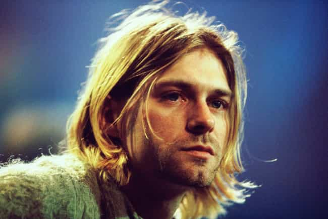 Kurt Cobain is listed (or ranked) 3 on the list Famous People Who Died Young