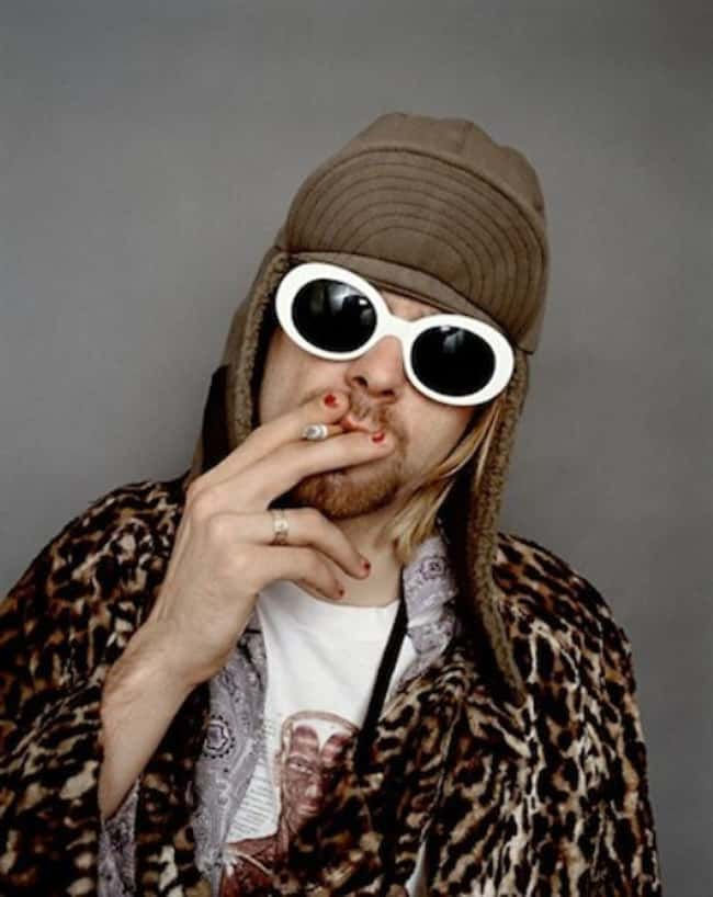 Kurt Cobain is listed (or ranked) 31 on the list The Last Known Photos of 52 Famous People