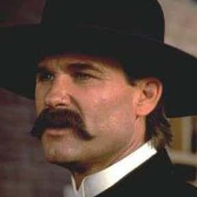 Kurt Russell is listed (or ranked) 15 on the list The Greatest Western Movie Stars