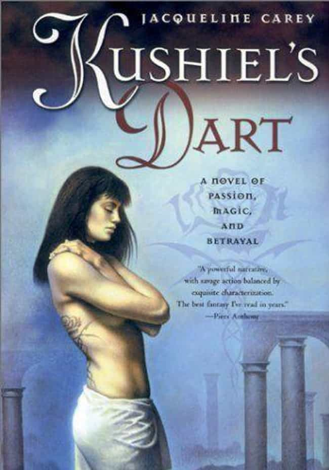 Kushiel's Dart is listed (or ranked) 1 on the list 12 Kinked Out Novels That Prove Sci-Fi Is The Sexiest Genre