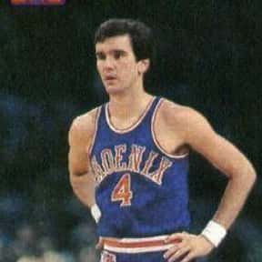 Kyle Macy is listed (or ranked) 20 on the list The Best Phoenix Suns Point Guards of All Time