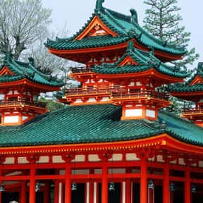 Kyoto is listed (or ranked) 3 on the list The Best Asian Cities to Visit