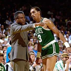 K. C. Jones is listed (or ranked) 19 on the list The All Time Greatest NBA Coaches