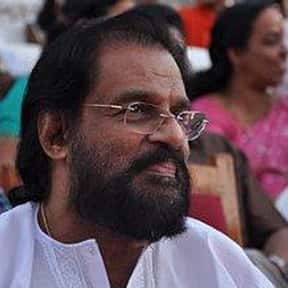K. J. Yesudas is listed (or ranked) 6 on the list The Greatest Singers of Indian Cinema