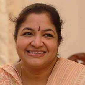 K.S. Chithra is listed (or ranked) 2 on the list The Greatest Singers of Indian Cinema