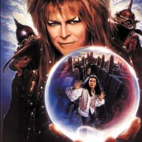 Labyrinth is listed (or ranked) 1 on the list The Best David Bowie Movies