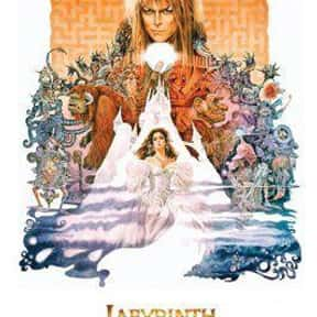 Labyrinth is listed (or ranked) 3 on the list The Best Classic Kids Movies That Are Kind of Dark
