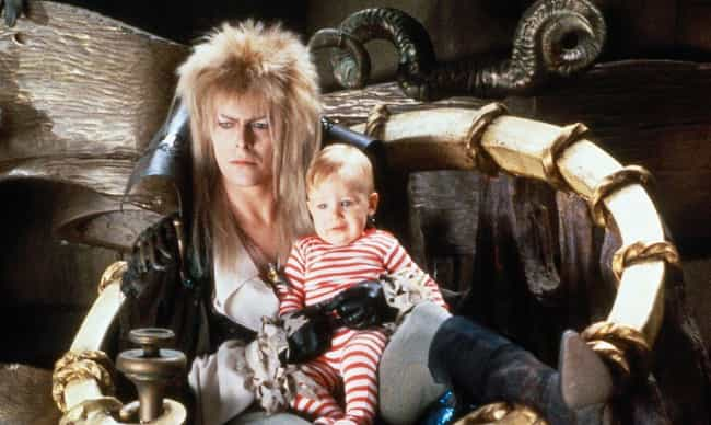 Labyrinth is listed (or ranked) 4 on the list '80s Movie Fan Theories
