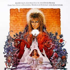 Labyrinth is listed (or ranked) 5 on the list The Best Classic Fantasy Movies, Ranked