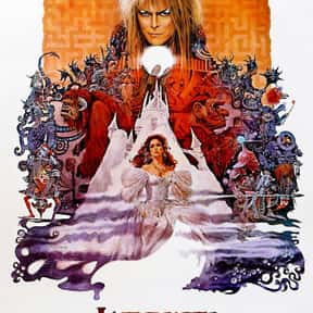 Labyrinth is listed (or ranked) 24 on the list 25+ Great Movies That Have a Ticking Clock