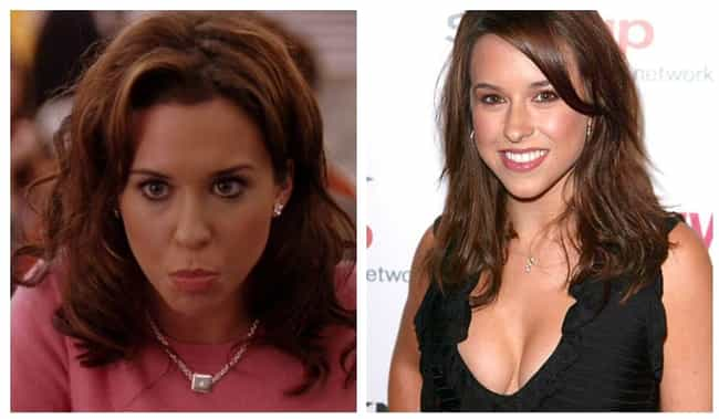 Lacey Chabert is listed (or ranked) 4 on the list 12 One-Hit Wonder Actors Who Got A Big Break But Went Back To Not Doing Much