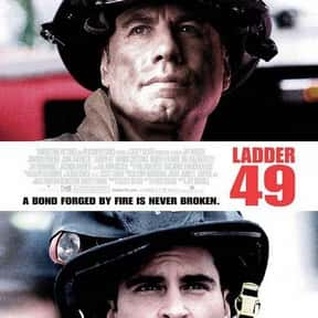 Ladder 49 is listed (or ranked) 13 on the list The Best John Travolta Movies