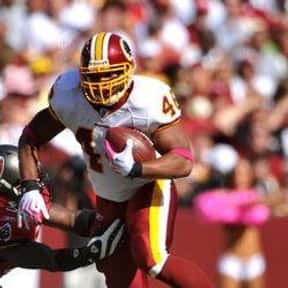 Ladell Betts is listed (or ranked) 12 on the list The Best Washington Redskins Running Backs of All Time