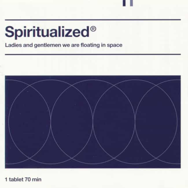 Spiritualized - 'Ladies And Gentlemen We Are Floating In Space'