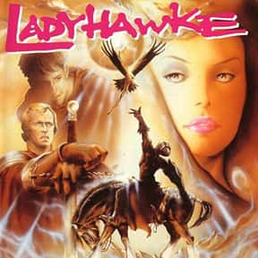 Ladyhawke is listed (or ranked) 14 on the list The Best Knight Movies