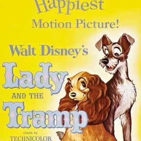 Lady and the Tramp is listed (or ranked) 3 on the list The Greatest Animal Movies Ever Made