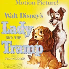 Lady and the Tramp is listed (or ranked) 9 on the list The Best Disney Animated Movies