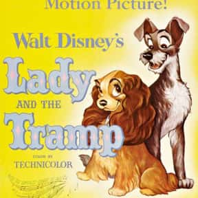 Lady and the Tramp is listed (or ranked) 6 on the list The Best Cat Movies
