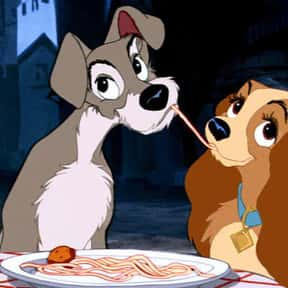 Lady and the Tramp is listed (or ranked) 17 on the list The Best Duos of All Time