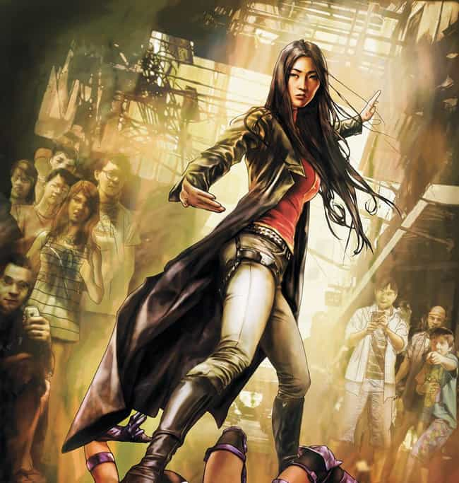 Lady Shiva is listed (or ranked) 4 on the list The 25 Hottest Batman Villains Ever