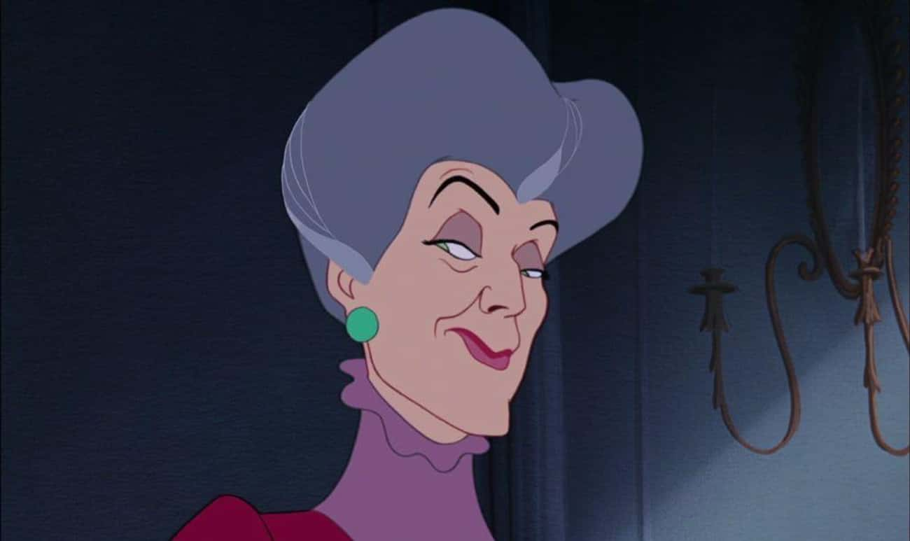 Lady Tremaine From 'Cinderella' Basically Enslaves Her Stepdaughter