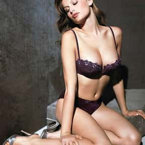 Laetitia Casta is listed (or ranked) 20 on the list Victoria's Secret's Most Stunning Models, Ranked