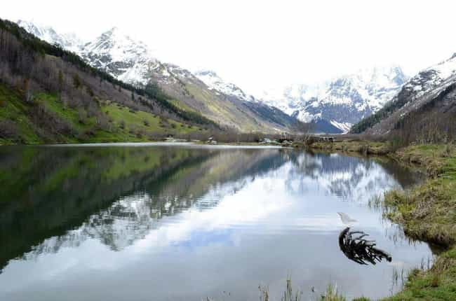 Lake Karachay is listed (or ranked) 2 on the list The Most Dangerous Bodies Of Water In The World