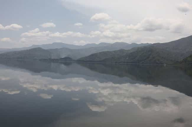 Lake Kivu is listed (or ranked) 1 on the list The Most Dangerous Bodies Of Water In The World