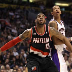 LaMarcus Aldridge is listed (or ranked) 14 on the list The Best NBA Players of 2013