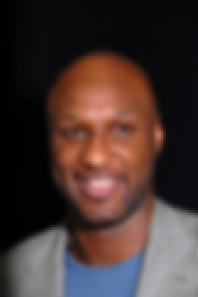 Lamar Odom is listed (or ranked) 1 on the list 18 Celebrities Who Have Been in a Coma